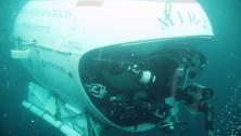 Paul Rose Mir Submersible Lake Geneva EPFL