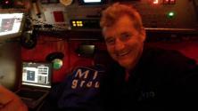 Paul Rose aboard Mir