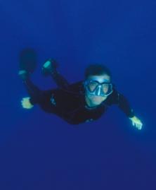 Paul Rose Diving