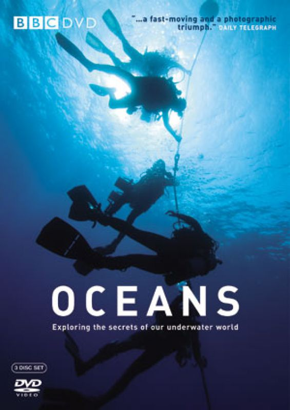 Bbc Oceans New Dvd Paul Rose Explorer Tv Presenter