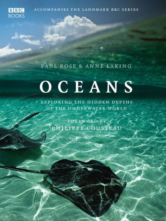 BBC Oceans Book