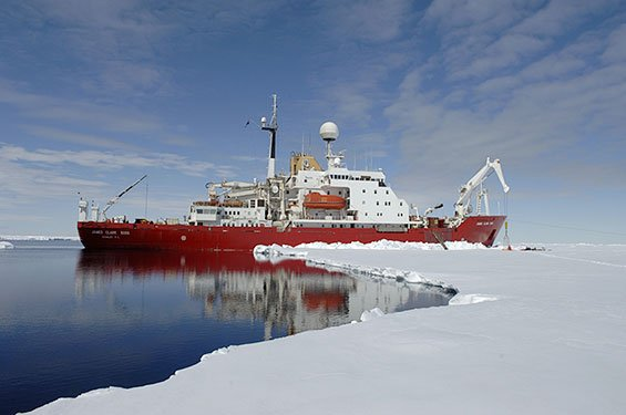 Antarctic Seabed Carbon Capture Change